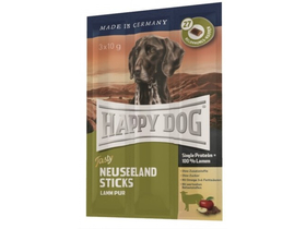Happy Dog Supreme Tasty Neuseeland stick, 3×10 gr