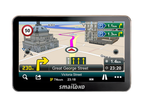 GPS Smailo HD 5.0 , 5,TN