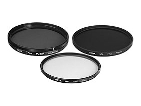 Hoya Digital Filter Kit 55mm