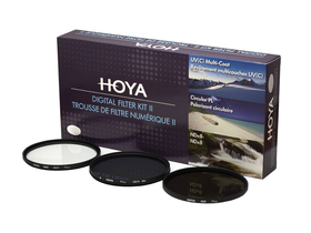 Hoya Digital Filter Kit II szürőkészlet, 40mm
