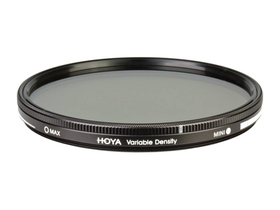 Hoya Variable Density ND filter, 72mm