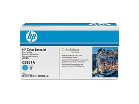 HP Color LJ CP4525 modrý toner, 11K