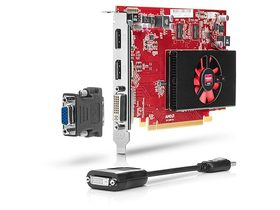 HP HD 6570 AMD Radeon DDR3 1GB PCIe