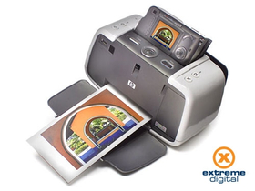 HP Photosmart 428 compact photo studio