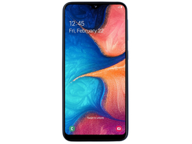Samsung Galaxy A20e (A202F) , 32 GB Blue