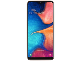 Samsung Galaxy A20e Dual SIM (SM-A202), Orange (Android)