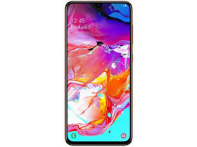 Samsung Galaxy A70 Dual SIM (SM-A705), Orange (Android)
