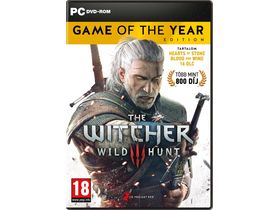The Witcher III: Wild Hunt Game Of The Year Edition PC hra