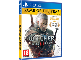The Witcher III: Wild Hunt Game Of The Year Edition PS4 hra