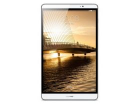 Huawei MediaPad M2 8.0 Full HD Wi-Fi 16GB tablet, Silver (Android)