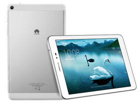 "Huawei MediaPad T1 8"" Wifi 8GB tablet, White (Android)"