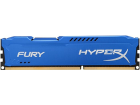 Kingston 8GB 1600MHz CL10 DIMM DDR3 memorija HyperX Fury Series