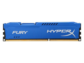 RAM памет Kingston (HX318C10F/8) HyperX Fury 8GB 1866MHz DDR3
