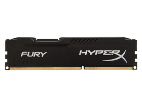 Kingston (HX318C10FB/4) HyperX Fury Black 4GB 1866MHz DDR3 pomnilniški modul