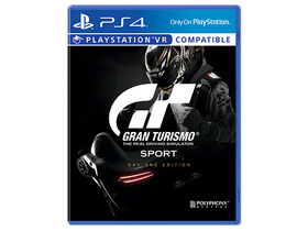 Gran Turismo Sport Day 1 Edition PS4 hrací softvér