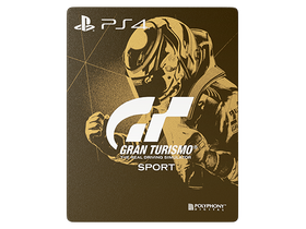 Gran Turismo Sport Steelbook Edition PS4
