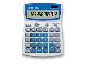 Calculator de birou Ibico 212X