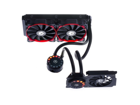 ID-Cooling Hunter Duet CPU, GPU