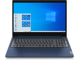 Lenovo Ideapad 3 81W40045HV notebook, HUN, modrý + Windows10 Home