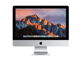 "Apple iMac 21.5"" Retina 4K QC i5 3.0GHz/8GB/1TB/Rad.Pro 555 2GB, английска (INT) клавиатура  (mndy2ze/a)"