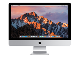 "Apple iMac 27"" Retina 5K QC i5 3.4GHz/8GB/1TB Fusion Drive/Rad.Pro 570 4GB,  HUN клавиатура"