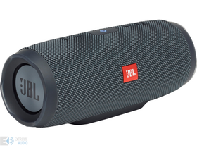 JBL Charge Essential portabler Bluetooth Lautsprecher, grau
