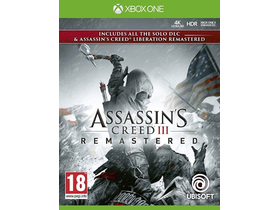 Assasins Creed 3 + Liberation Remastered Xbox One Spielsoftware