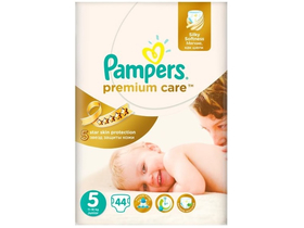 Scutece Pampers Premium Care 5 junior 44 buc.
