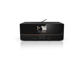 Hama DIR3115 Digital Radio DAB+/Internet Radio/FM, fekete