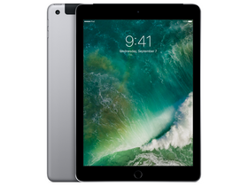 iPad 9.7 Wi-Fi + Cellular 32GB, astrogrey (mp1j2hc/a)