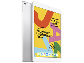 "Apple iPad 7 (2019) 10.2"" Wi-Fi + Cellular 32GB, ezüst (mw6c2hc/a)"