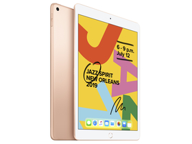 "Apple iPad 7 (2019) 10.2"" Wi-Fi 32GB, arany (mw762hc/a)"