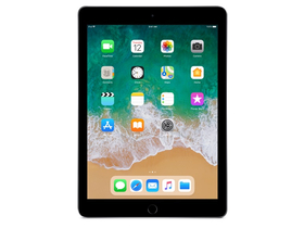 Apple iPad 6 9.7  Wi-Fi 32GB, astro siva (mr7f2hc/a)