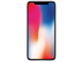 Apple iPhone X 64GB (8mqac2gh/a), астро сив