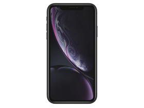 Apple iPhone XR 64GB Smartphone (mh6m3gh/a), schwarz