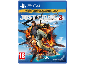 Just Cause 3 PS4 hra