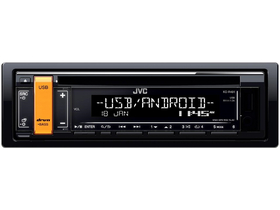 Player auto JVC KD-R491 CD/USB/AUX