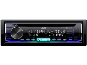 JVC KD-R992BT Bluetooth autoradio CD/USB