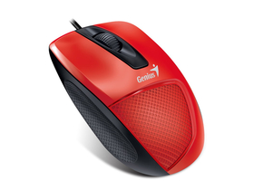 Mouse Genius DX-150X USB, rosu