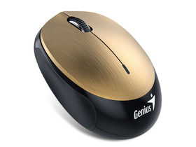 Mouse wireless Genius NX-9000BT V2 Gold Bluetooth, auriu