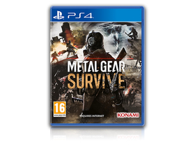 Metal Gear Survive PS4 játékszoftver