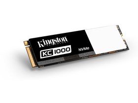 Kingston KC1000 NVMe PCIe M.2 SSD 960GB SSD (SKC1000/960G)