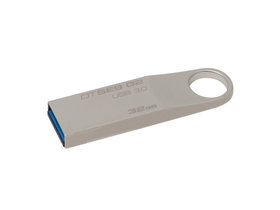 Kingston DataTraveler SE9 G2 32GB USB 3.0 fémházas, pendrive, ezüst (DTSE9G2/32GB)