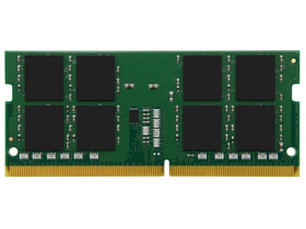 Kingston (KVR24S17S8/8) 8GB 2400MHz DDR4 notebook memória