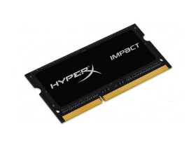 Kingston (HX318LS11IB/4) HyperX Impact Black 4GB DDR3L pamäť