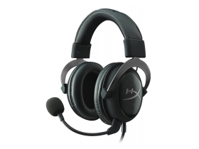 HyperX Cloud II Gamer Headset, Gun Metal  (KHX-HSCP-GM)