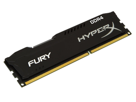 Kingston HyperX FURY 8GB 2133MHz DDR4 CL14 DIMM 1.2V, Black Series