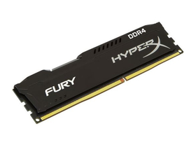 Kingston HyperX Fury Black Series 16GB DDR4 2133MHz CL14 DIMM памет (HX421C14FB/16)