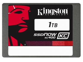 "Kingston KC400 1TB 2.5"" SSD (SATA3, 7mm, SKC400S37/1T)"