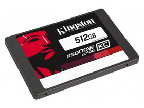 "Kingston KC400 512GB 2.5"" SSD (SATA3, 7mm, SKC400S37/512G)"